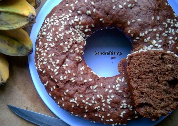 Resep Cake Pisang Coklat