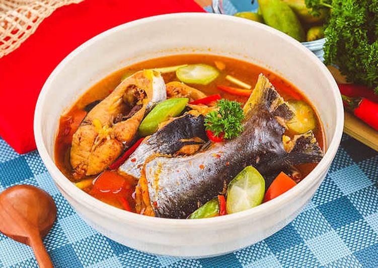 Resep Sup Ikan Asam Pedas