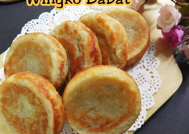 Resep Wingko Babat