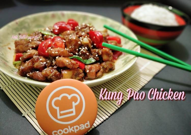 Resep Kung Pao Chicken