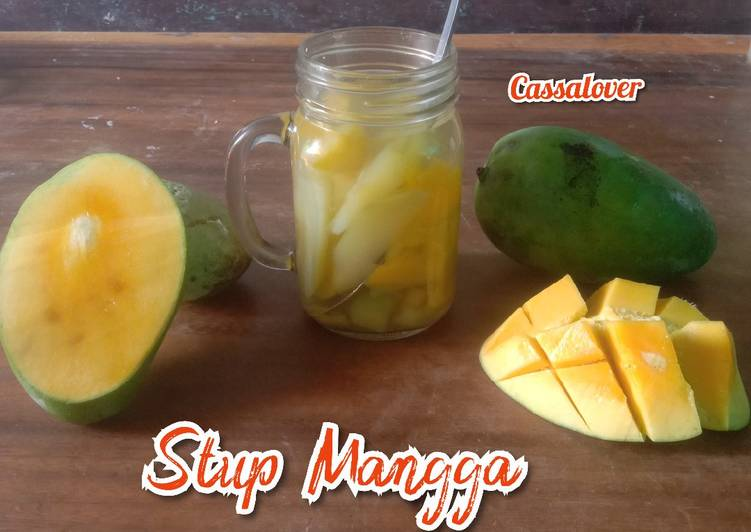 Resep Stup Mangga