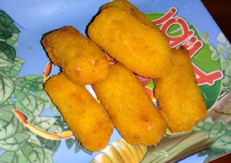 Resep Nuget ayam homemade