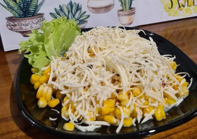 Resep Jagung Susu Keju