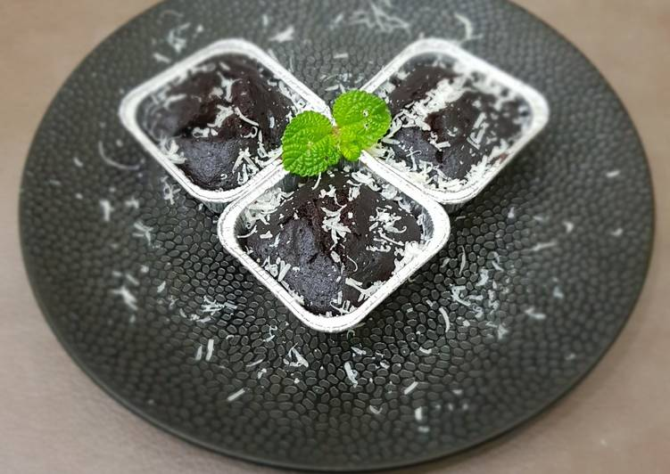 Resep Brownies Pisang Kukus