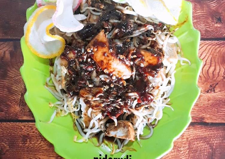 Resep Tahu Gunting khas Surabaya