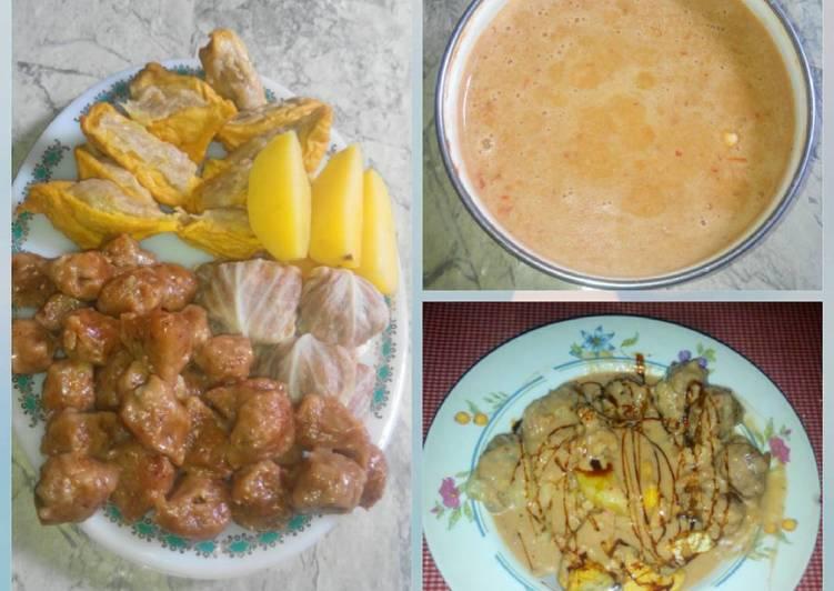 Resep Siomay Ikan Tuna