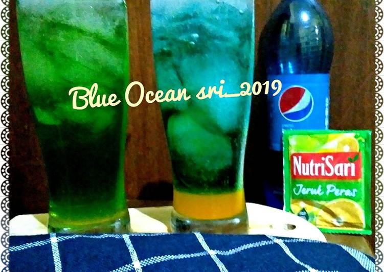 Resep Blue Ocean