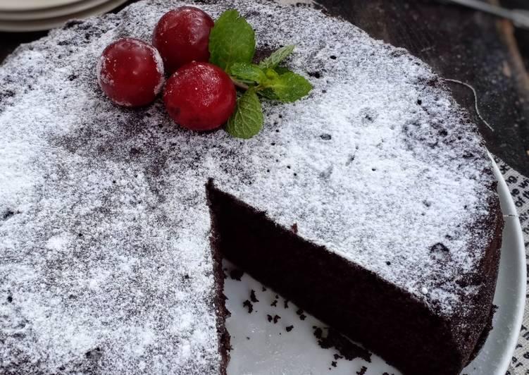 Resep Brownies Kukus Ketan Hitam