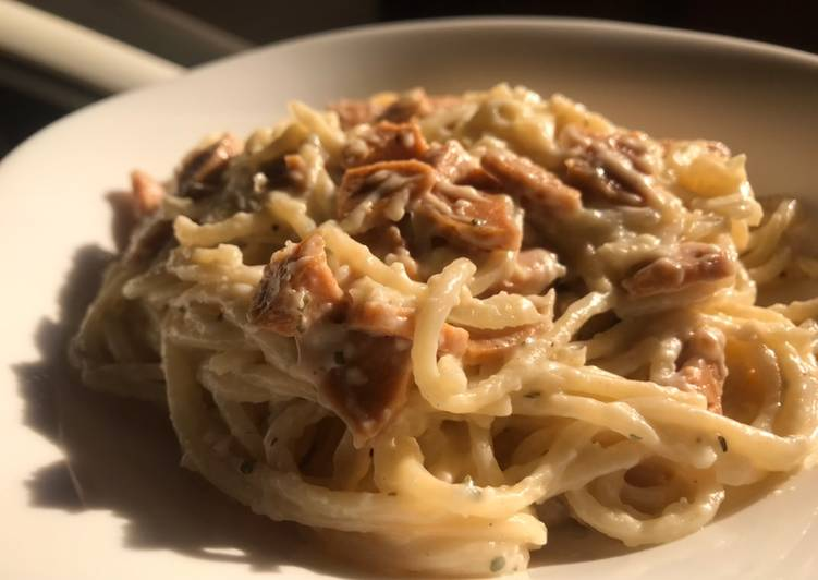 Resep Spaghetti Carbonara