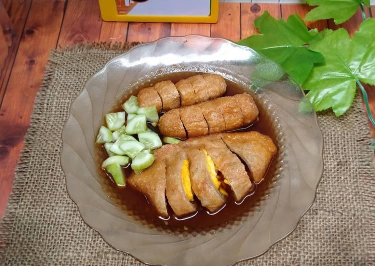 Resep Pempek udang rebon