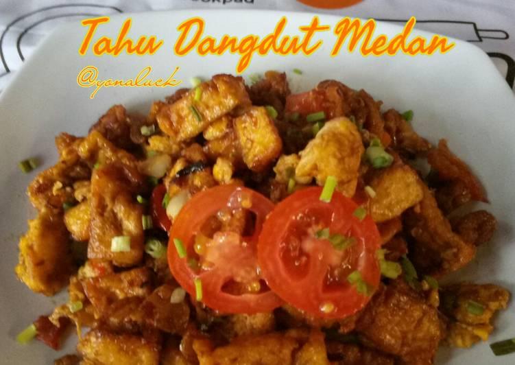 Resep Tahu Dangdut Medan