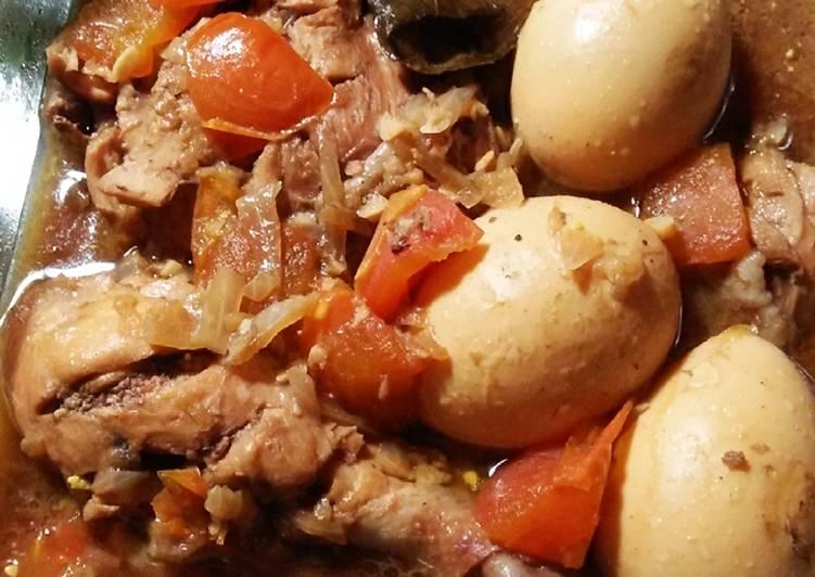 Resep Semur Ayam Kuah