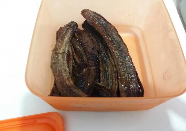 Resep Sale pisang tanpa dijemur