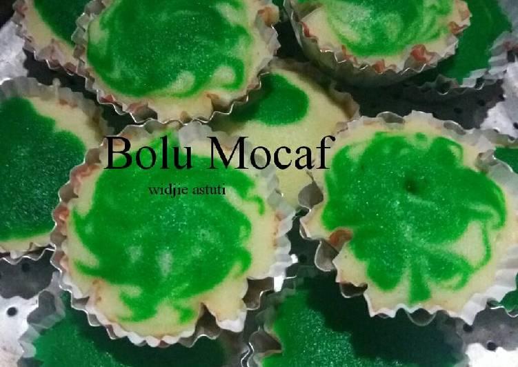 Resep Bolu Mocaf