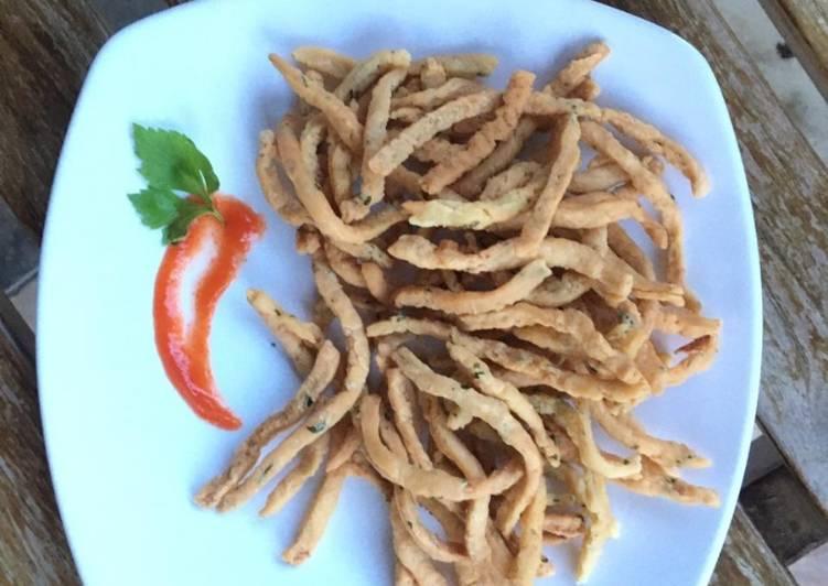 Resep Stick Bawang Keju (Ba_ke)
