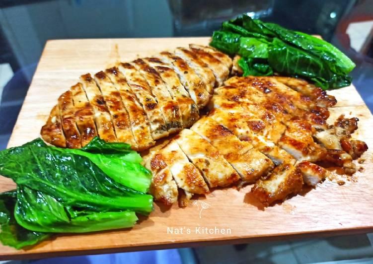 Resep Ayam Panggang Italian Herb