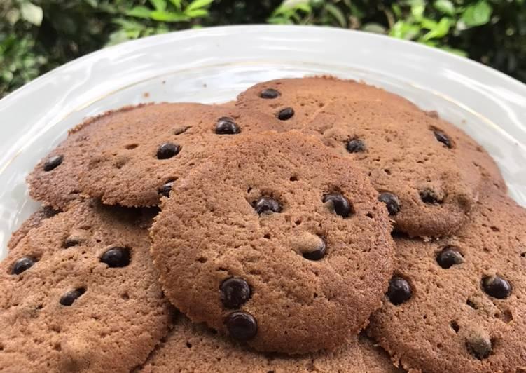 Resep Milo Cookies Teflon