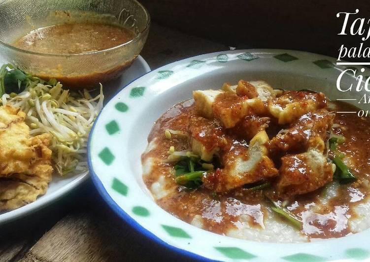 Resep Tajin palappa #pr_homemadestreetfood