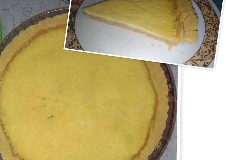 Resep Pie Susu Oven