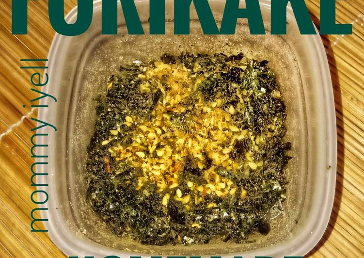 Resep Furikake homemade