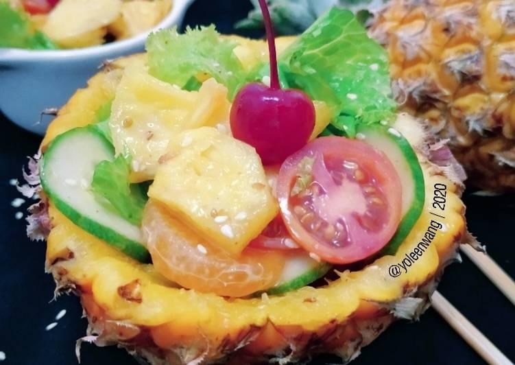 Resep Salad Segar Ceria