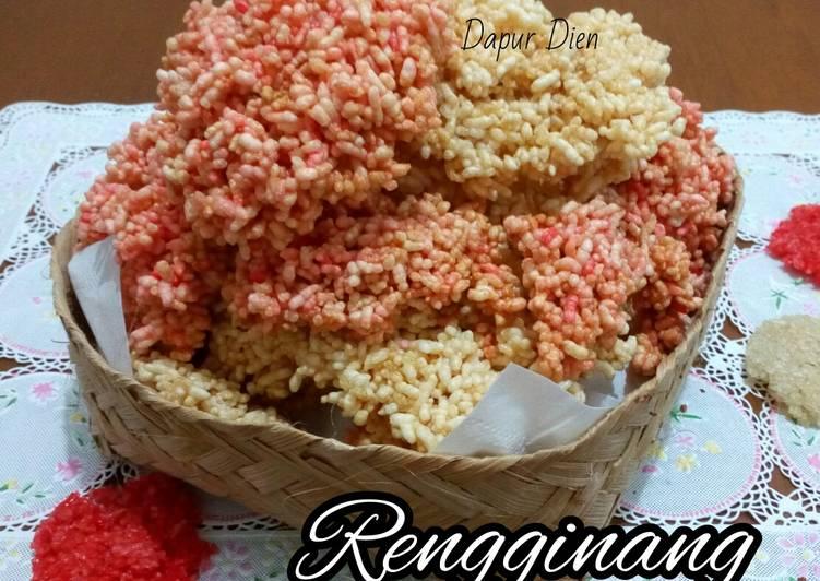 Resep Rengginang