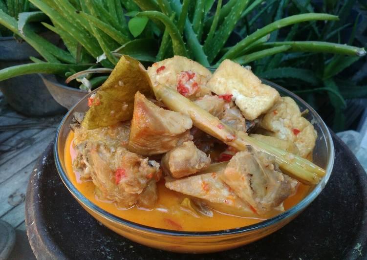 Resep Lodho Ayam