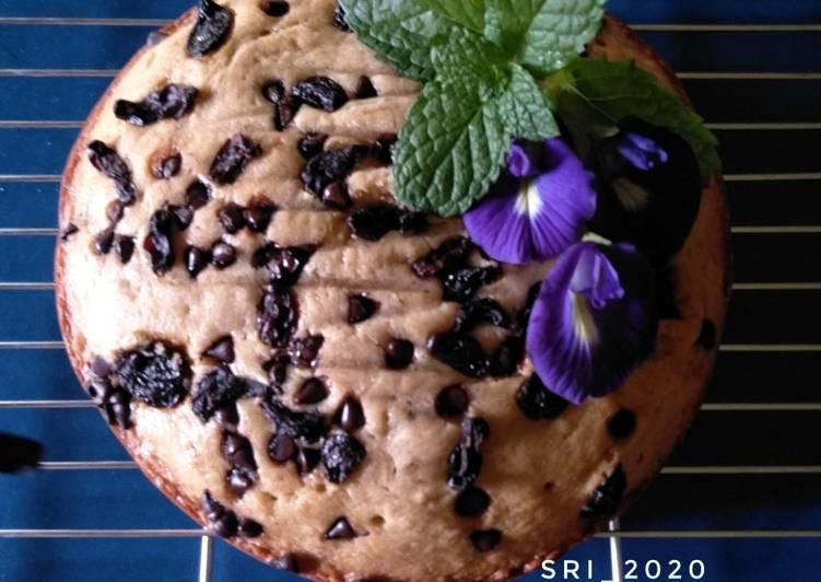 Resep Cake Pisang Kismis