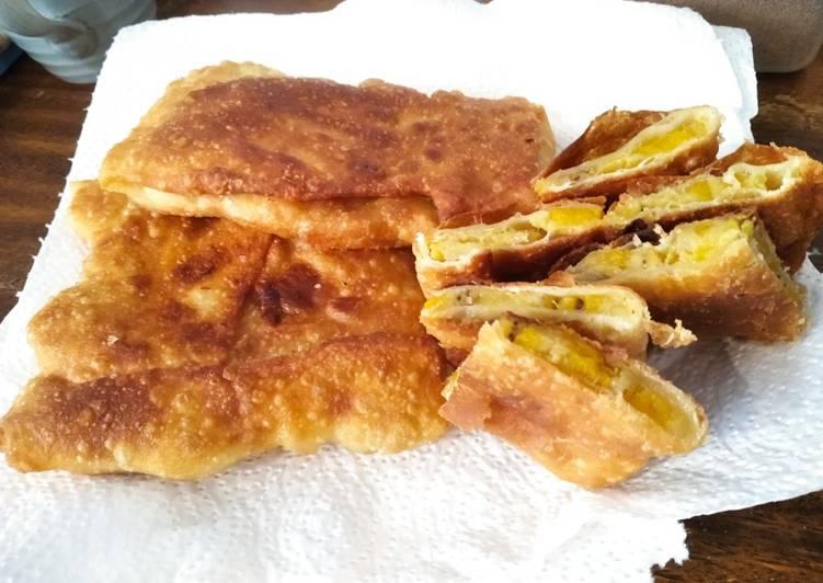 Resep Dianxi Xiao Ge- roti prata pisang ala2
