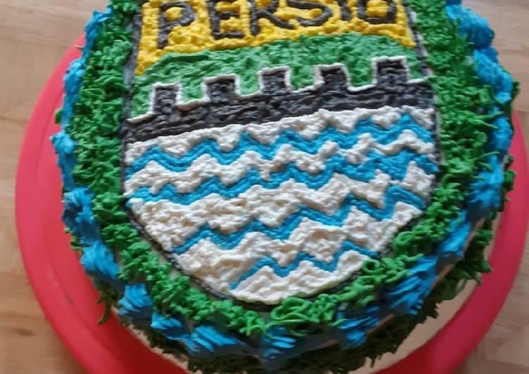 Resep Cake Ultah PERSIB