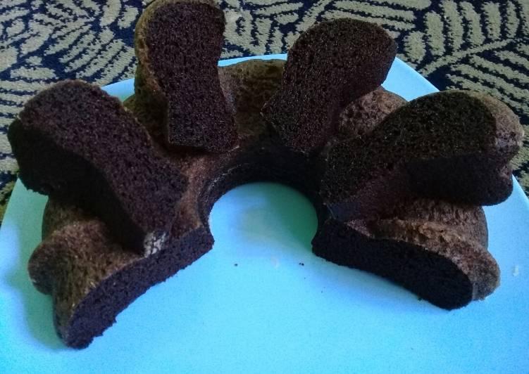 Resep Bronketem a.k.a Brownies Ketan Item Endesss