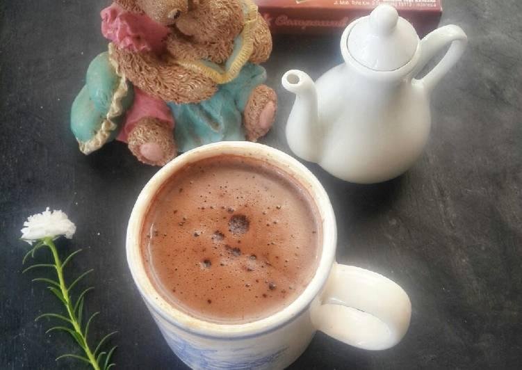 Resep Colatta Hot Choco