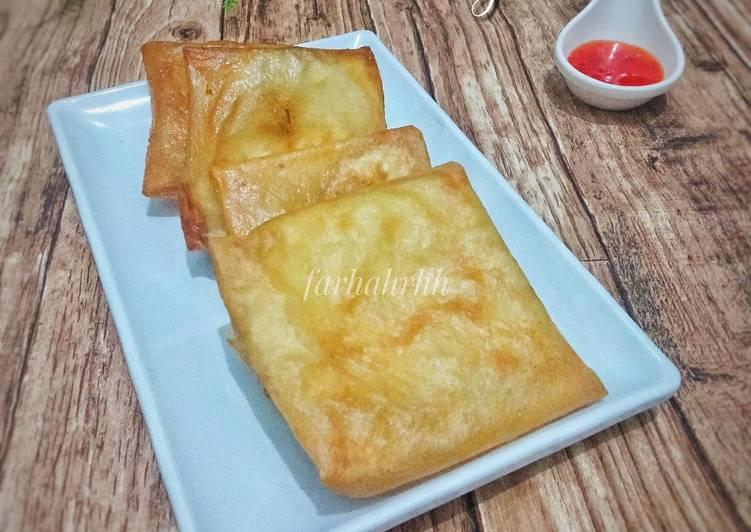 Resep Martabak Mini Tahu Ayam