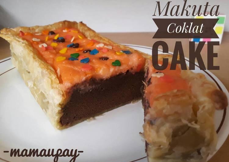 Resep Makuta Coklat Cake