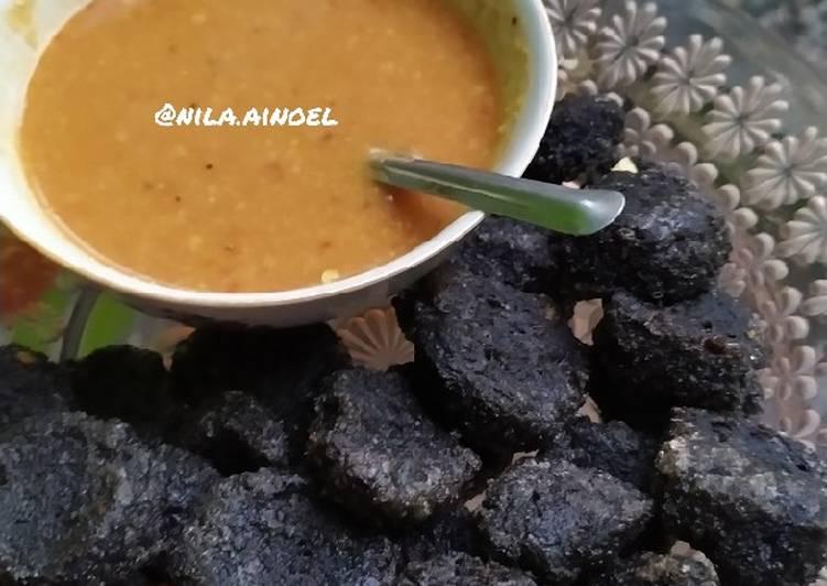 Resep Krupuk basah