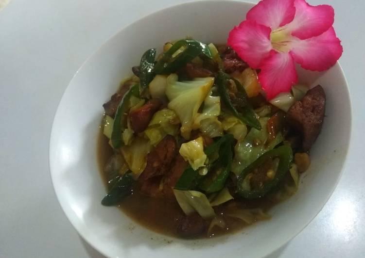 Resep Tongseng Ati Ampela Ayam