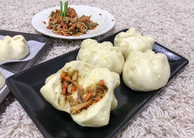 Resep Bakpao Ayam Kurma