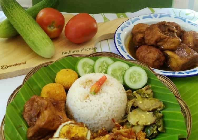 Resep Nasi Gemuk Palembang