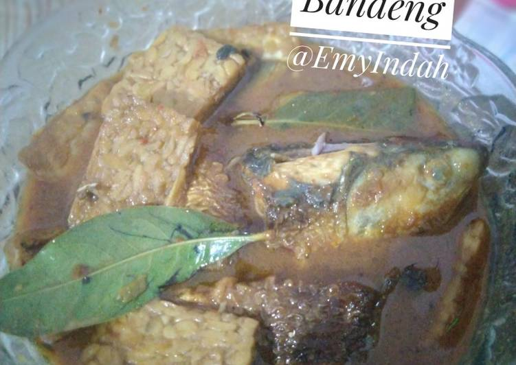 Resep Semur Tempe, Kentang dan Ikan Bandeng