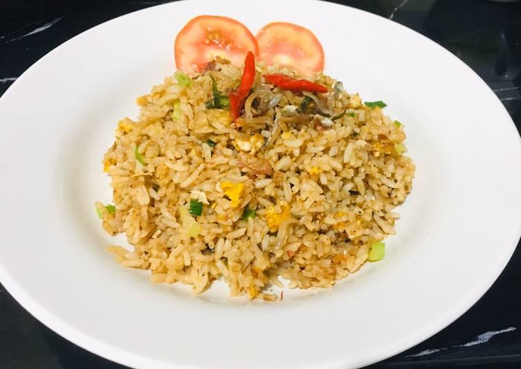 Resep Nasi Goreng Terasi Ala Chef Turnip