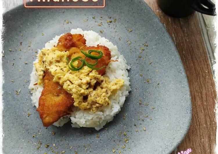 Resep Chicken Milanese