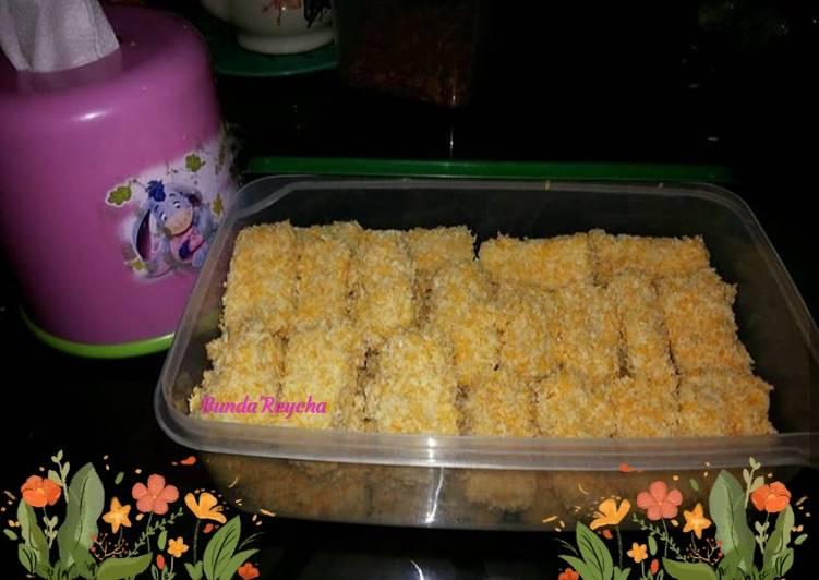 Resep Nugget Ayam Wortel Keju