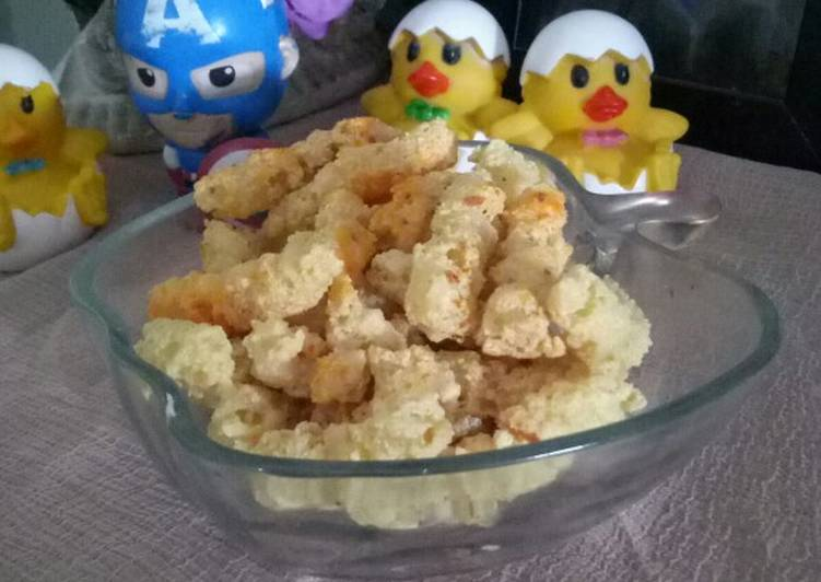 Resep Cheetos Tahu