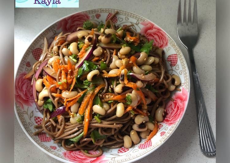 Resep Salad Mie Ceria
