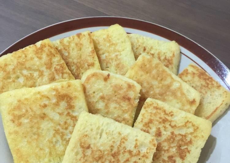 Resep Roti Goreng Telur