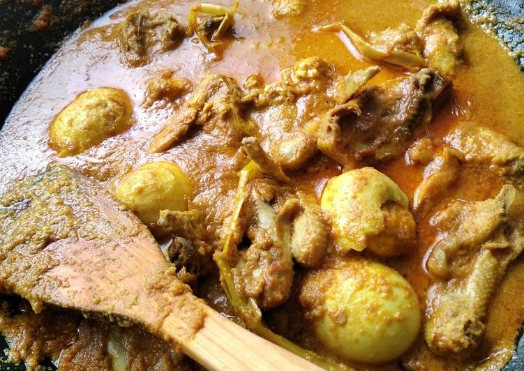 Resep Kari Ayam India