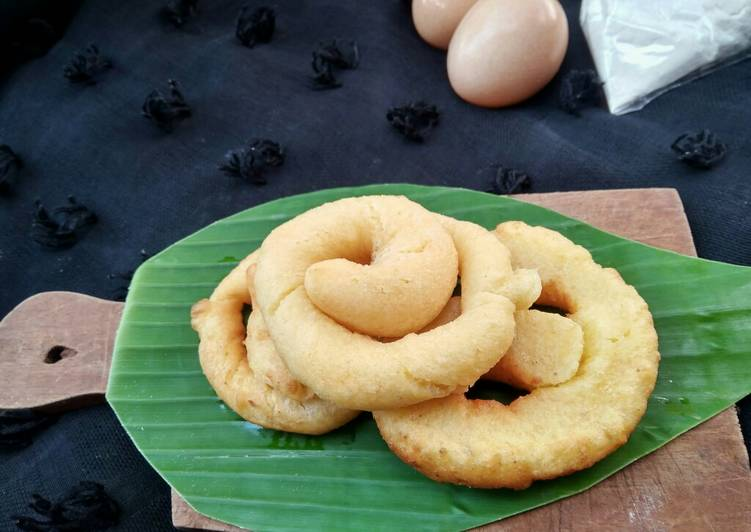 Resep Kue Usus Ayam Anti Gagal