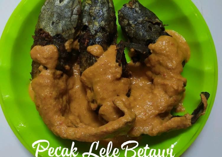 Resep Pecak Lele Betawi