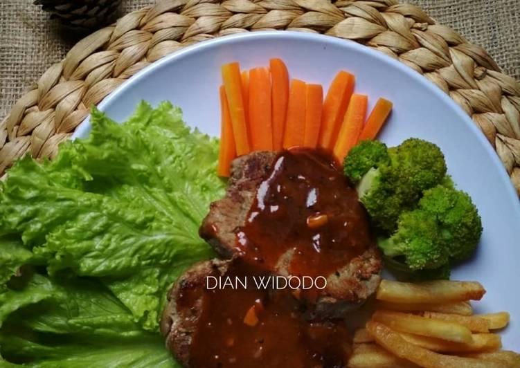 Resep Tenderloin Steak