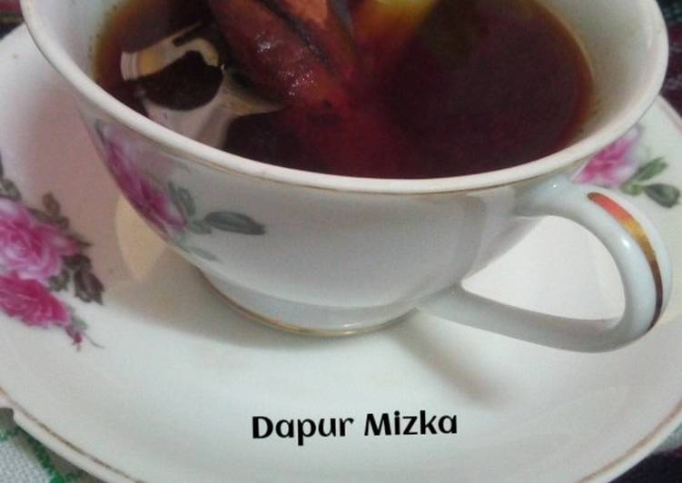 Resep Teh Sereh Kayu Manis